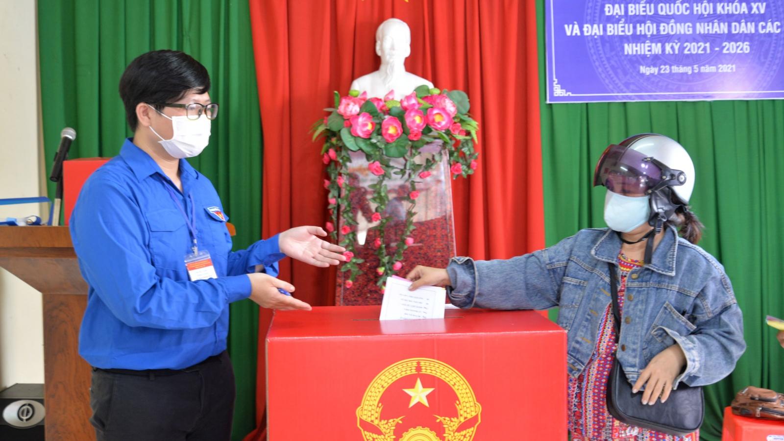 Cần Thơ công bố kết quả bầu cử Hội đồng Nhân dân