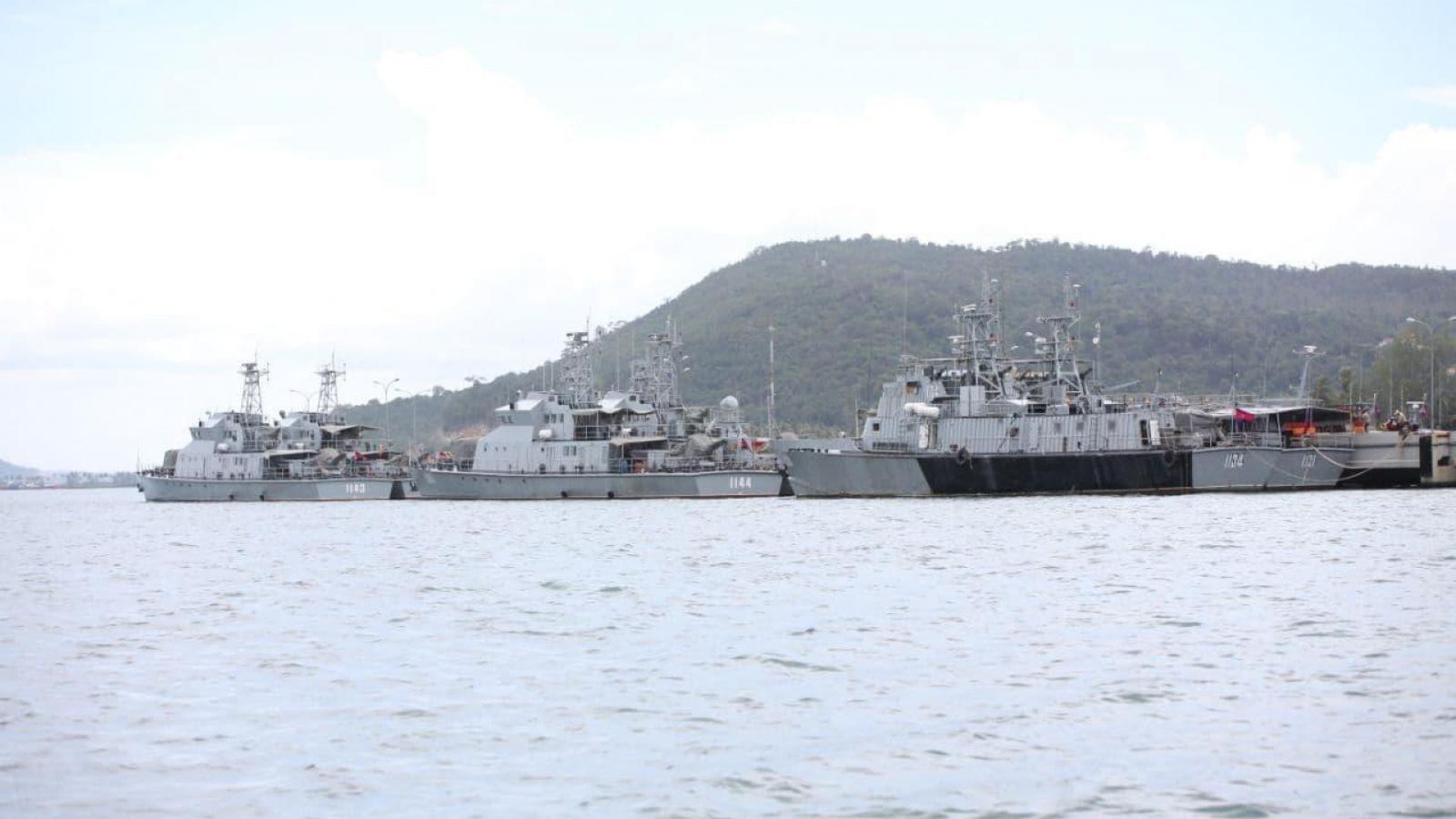 Việt Nam nói gì về việc Trung Quốc hỗ trợ Campuchia nâng cấp căn cứ hải quân?