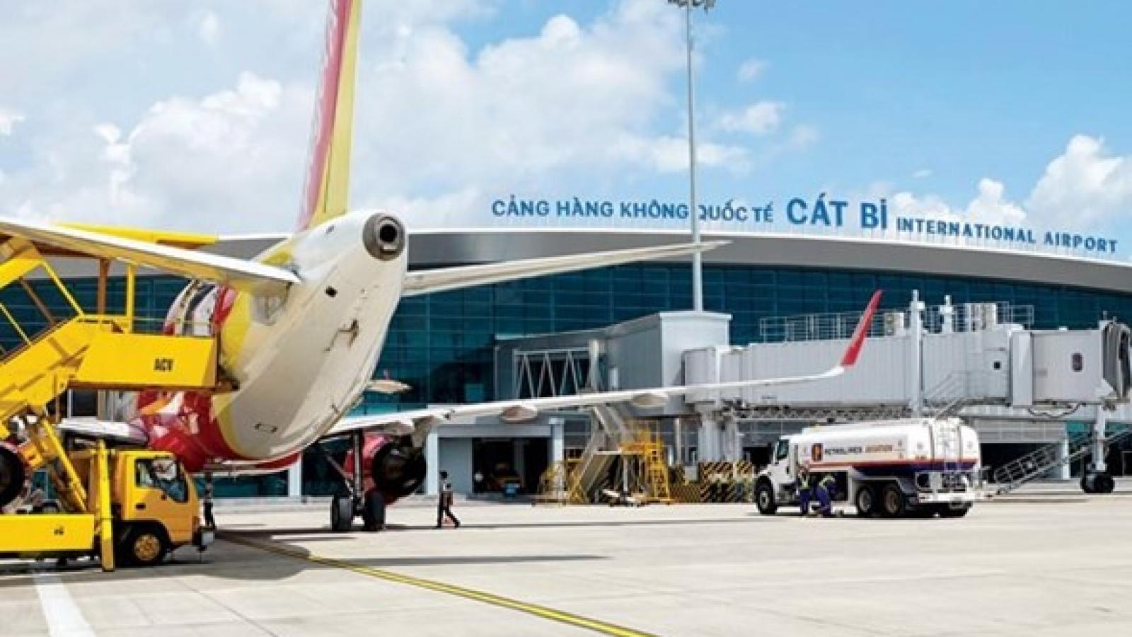 Hải Phòng khẩn cấp xin tạm dừng đường bay Cát Biđi, đến TPHCM