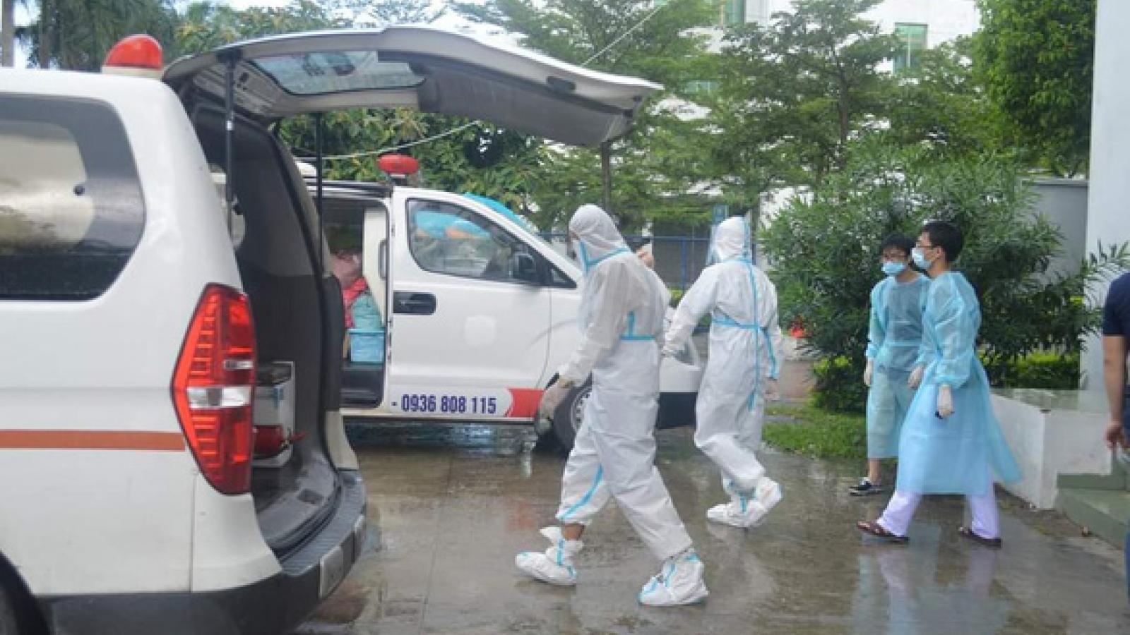 5 trường hợp mắc Covid-19 ở Thái Bình đều là lái xe và phụ xe tuyến Bắc Nam