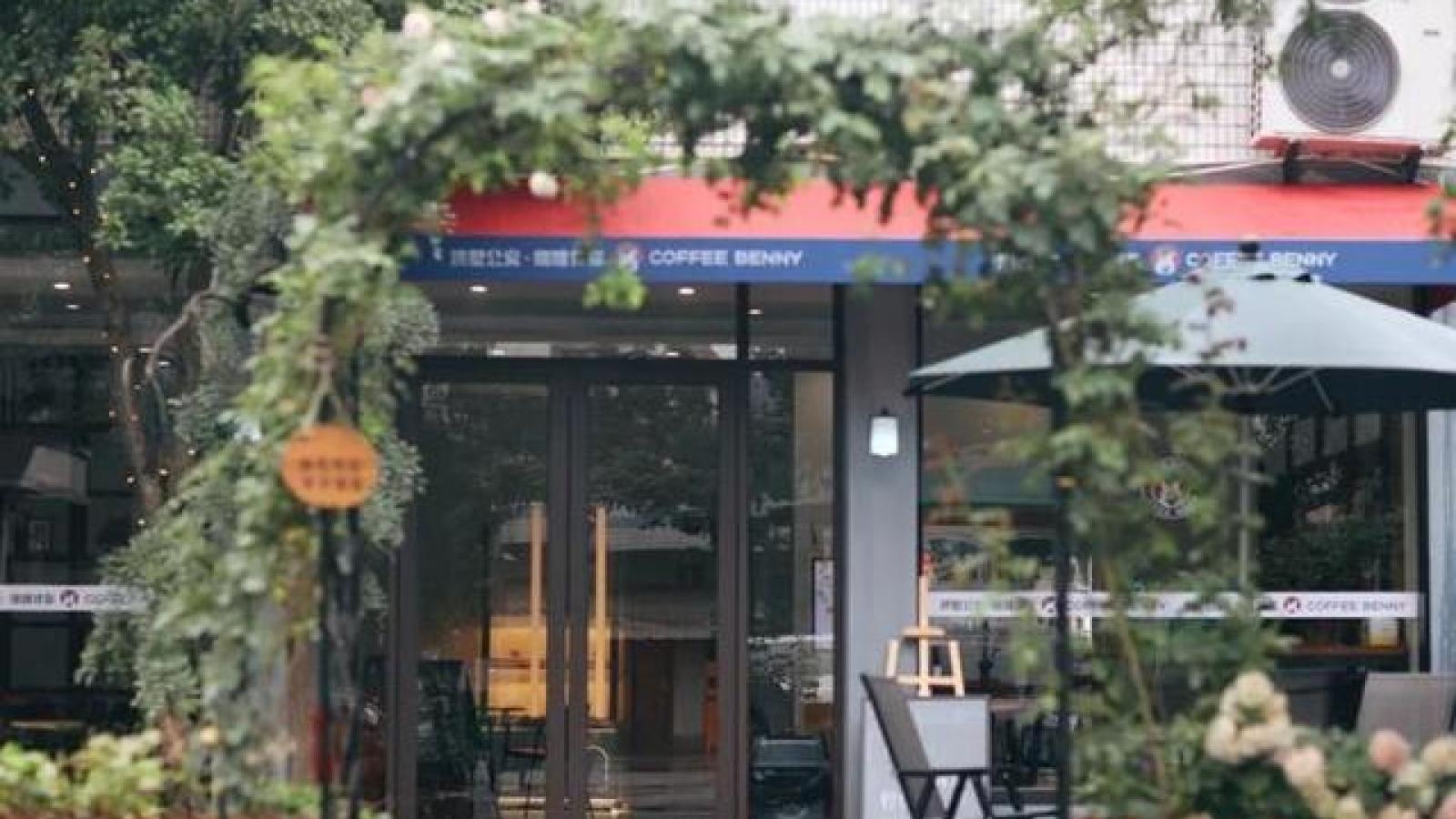 Cà phê đồn công an phi lợi nhuận - xu hướng mới ở Hàng Châu