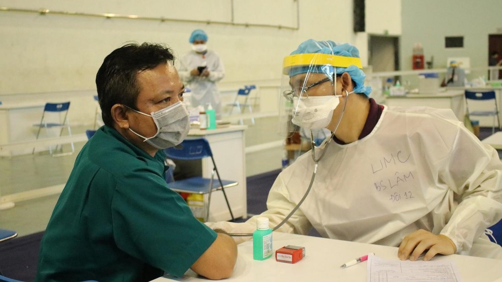 TP.HCM hoàn tất chiến dịch tiêm chủng với tốc độ nhanh gấp 10 lần thông thường