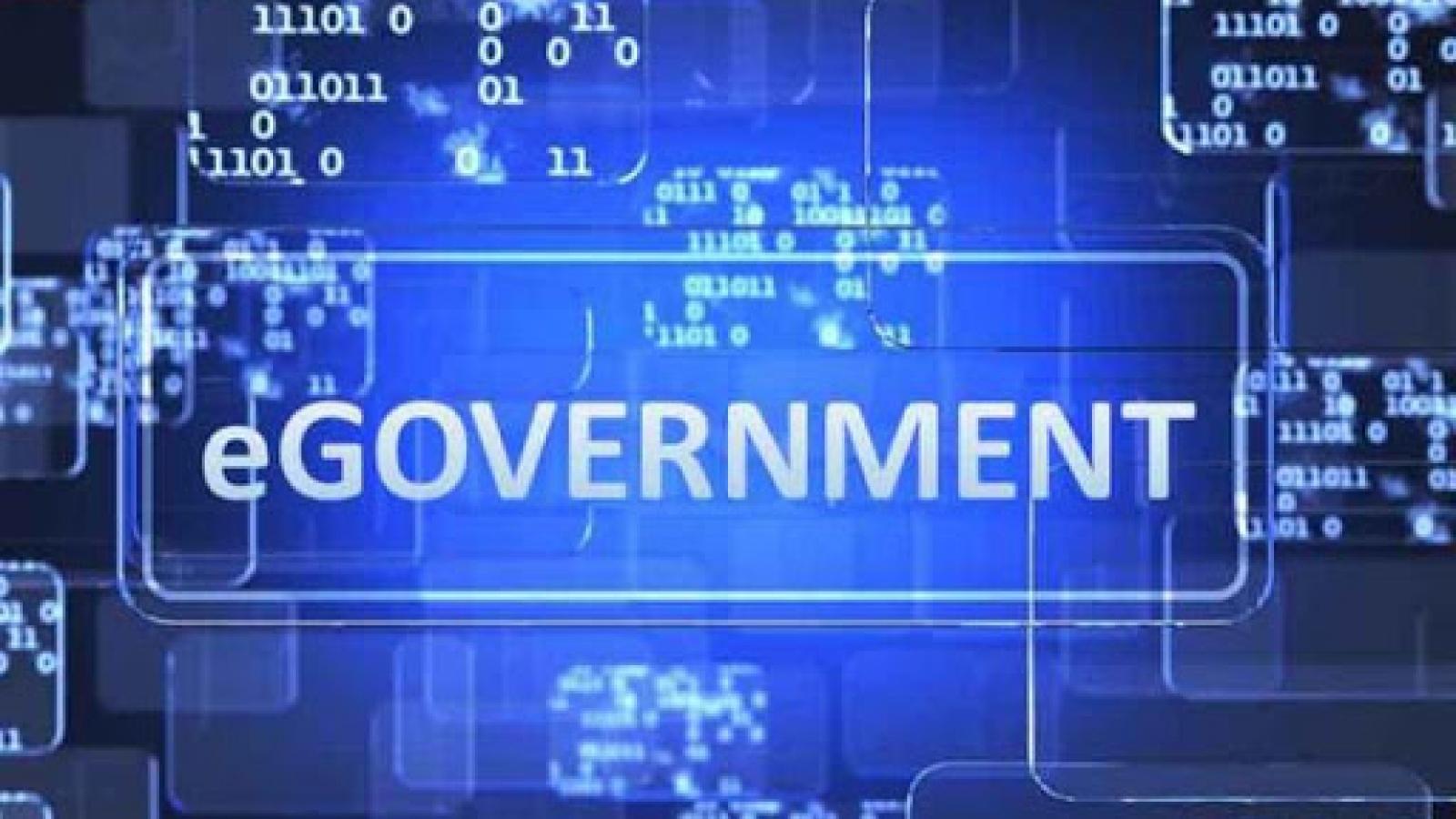 Phát triển Chính phủ điện tử hướng tới Chính phủ số giai đoạn 2021-2025