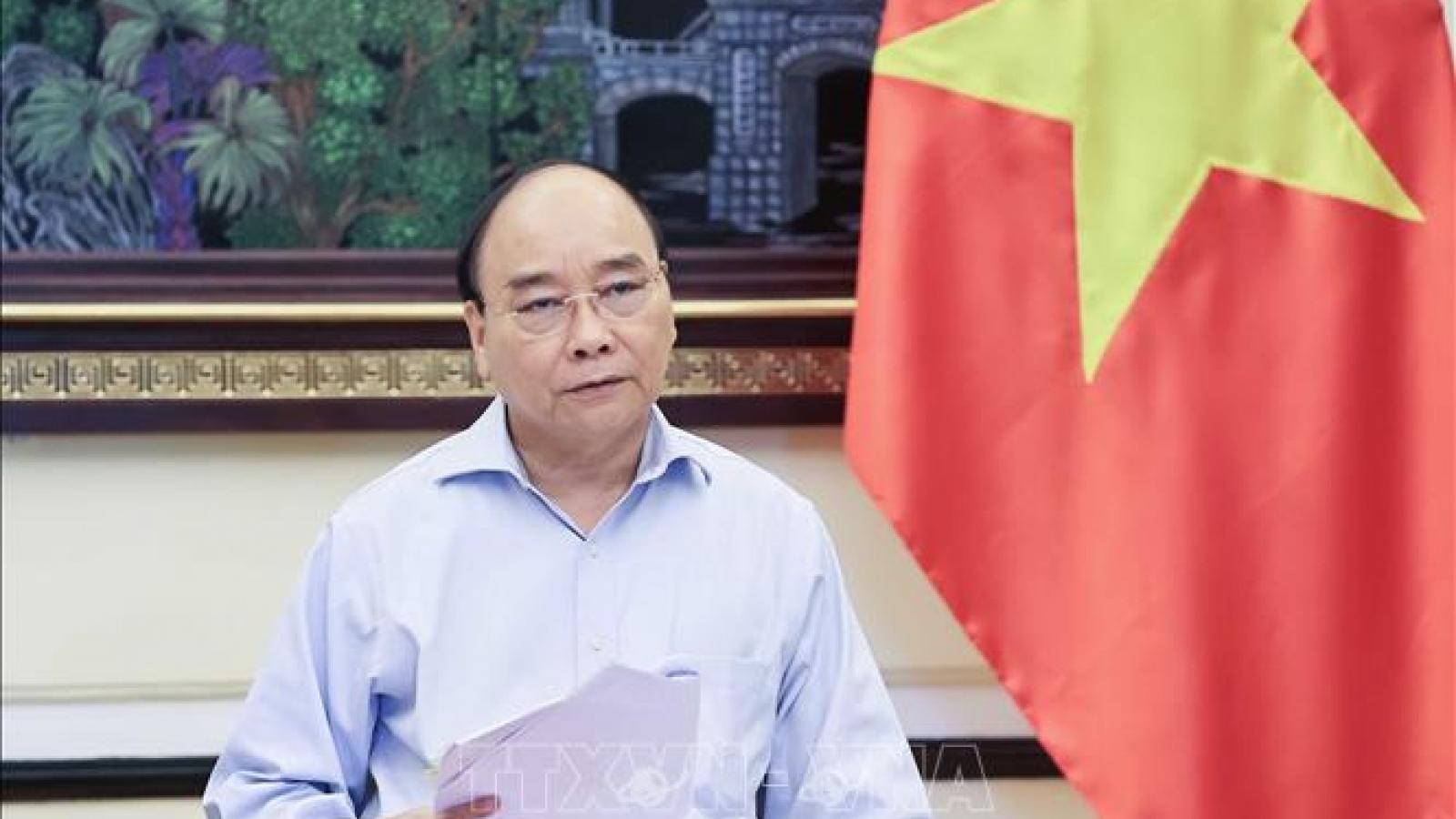 Chủ tịch nước chủ trì họp dự thảo Đề án kiện toàn Ban Chỉ đạo cải cách Tư pháp Trung ương