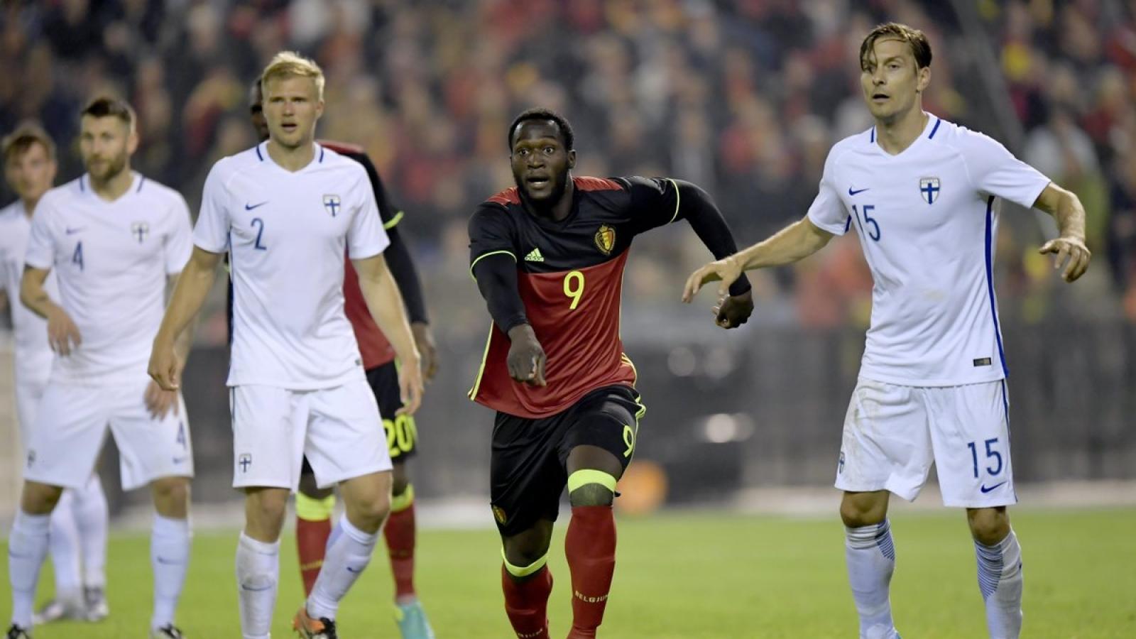 Lịch thi đấu EURO 2021 hôm nay (21/6): Bỉ đấu Phần Lan, Hà Lan so tài Bắc Macedonia