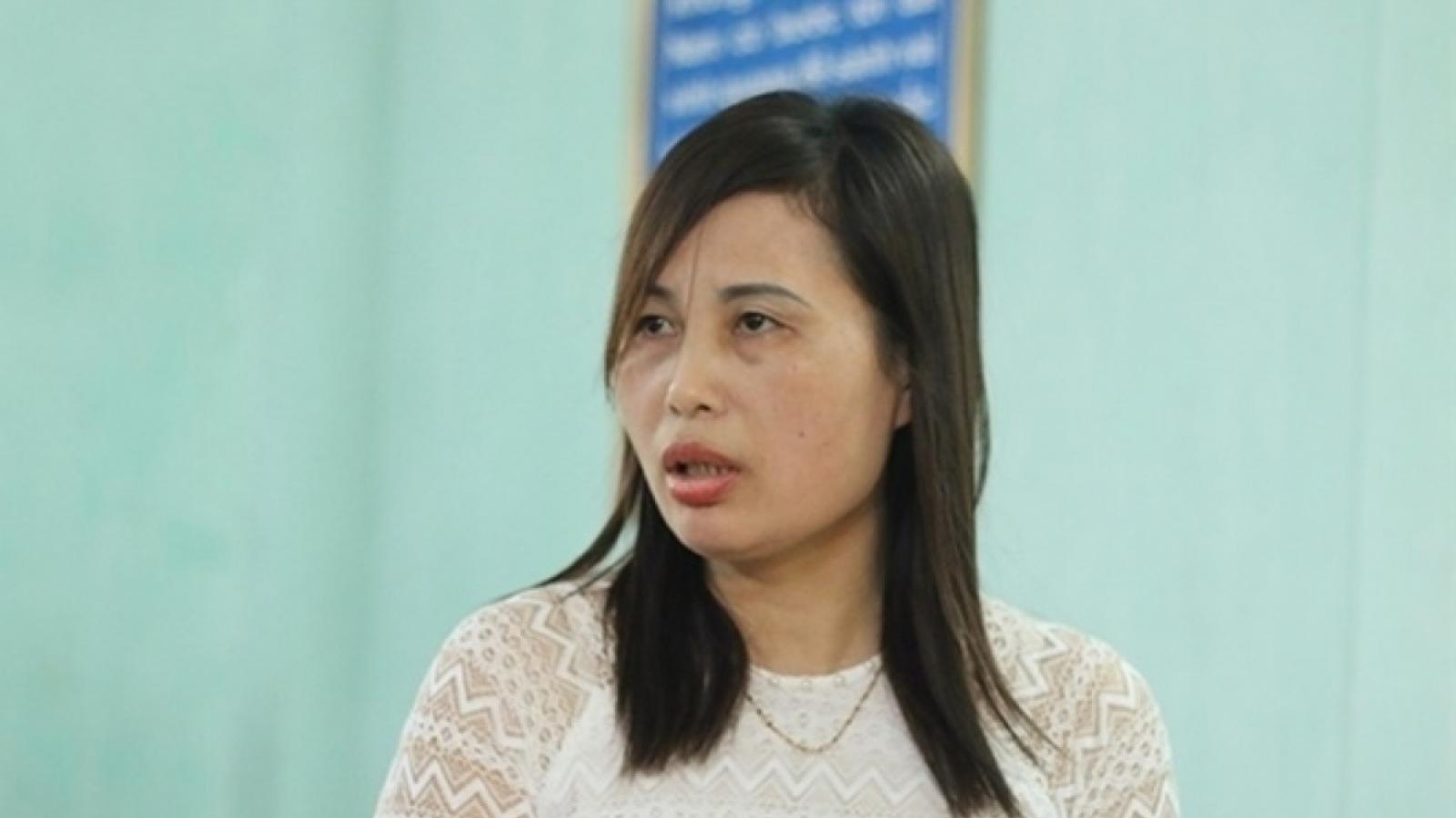 Kết luận thanh tra vụ cô giáo Nguyễn Thị Tuất: Yêu cầu xử lý kỷ luật Hiệu trưởng