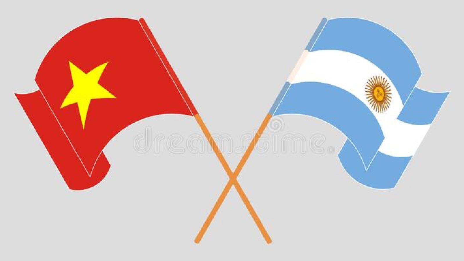 Argentina aspires to establish strategic partnership with Vietnam
