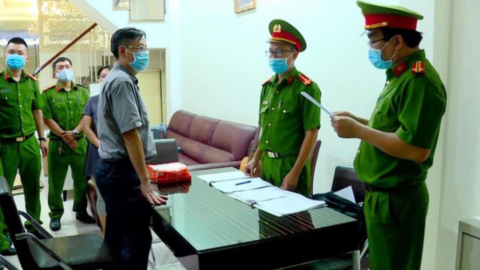 Vì sao 2 cựu Chủ tịch tỉnh Khánh Hòa cùng bị khởi tố, bắt tạm giam?