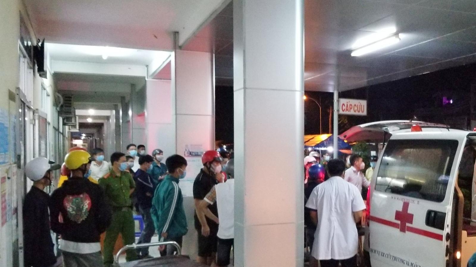 Nam thanh niên cầm hung khí xông vàobệnh viện truy sát tại Đồng Tháp