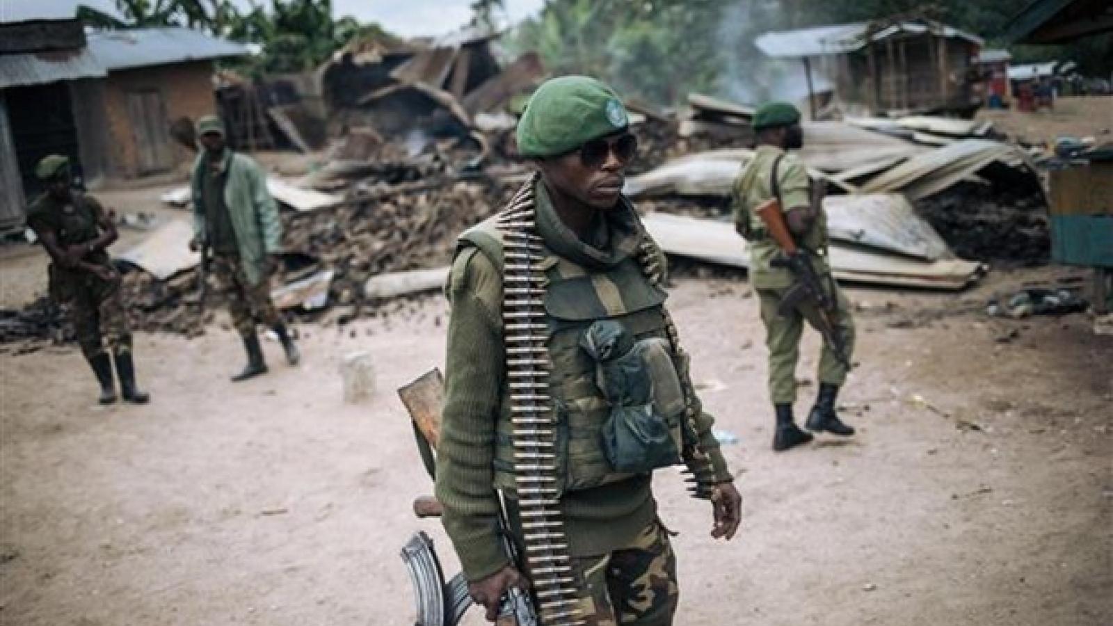 Ít nhất 19 người thiệt mạng trong vụ đắm tàu ở Congo