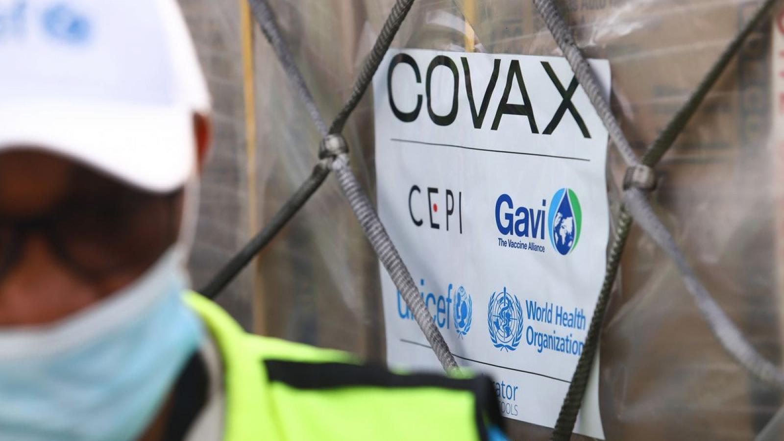Việt Nam tích cực trao đổi với Mỹ và COVAX để sớm tiếp nhận vaccine Covid-19
