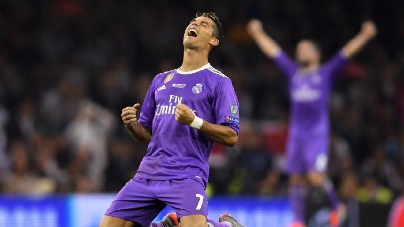 """Ngày này năm xưa: Ronaldo giúp Real Madrid phá vỡ """"lời nguyền"""" Champions League"""