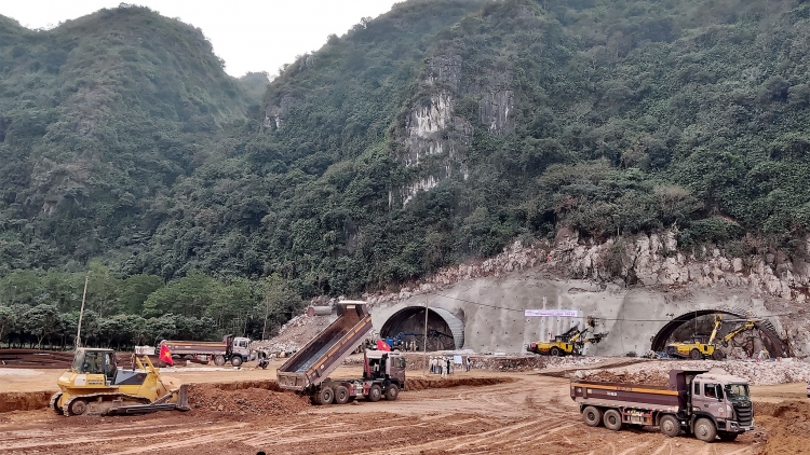 Bộ GTVT chọn được nhà thầu đoạn Nghi Sơn - Diễn Châu của cao tốc Bắc Nam