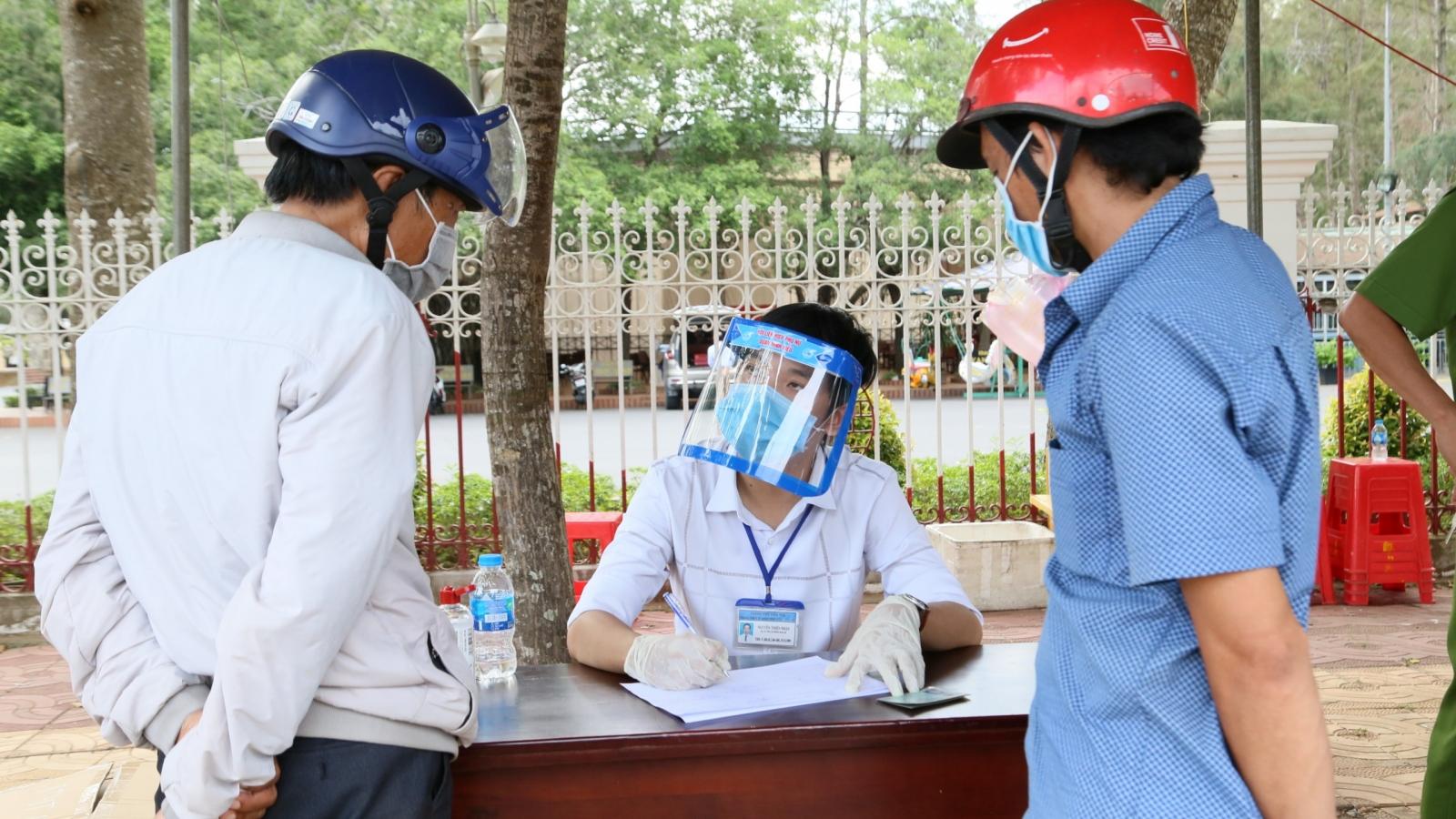 Chủ động, linh hoạt - người dân ủng hộ Trạm kiểm soát dịch tại Cần Thơ