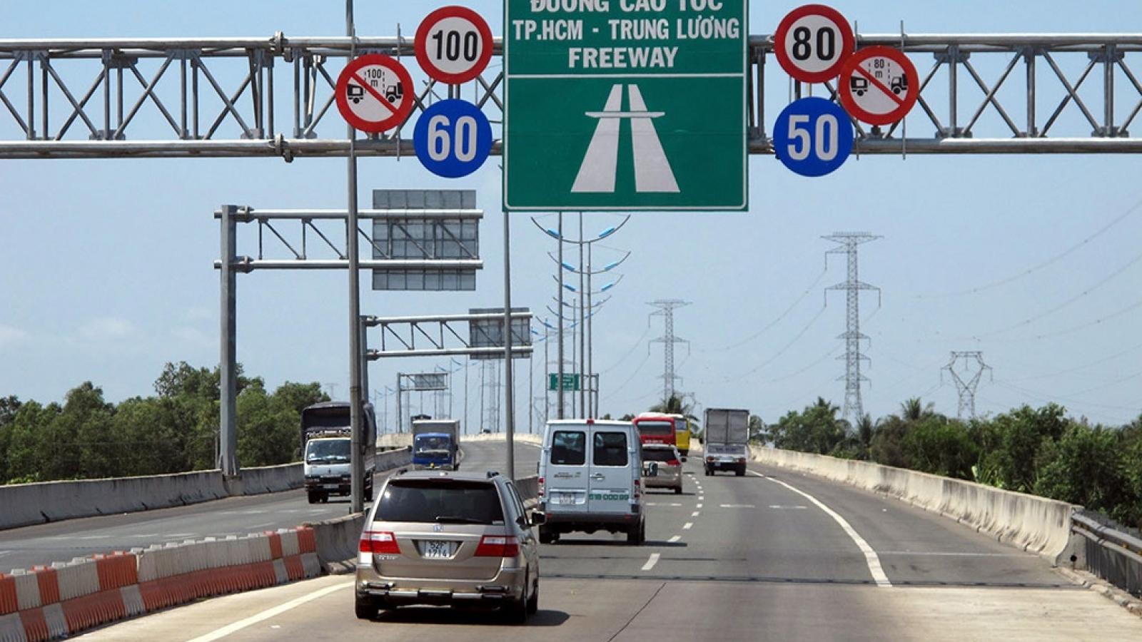 """Mục tiêu 5.000km cao tốc đến năm 2030 và xóa vùng """"trắng"""" cao tốc Đông Nam Bộ"""