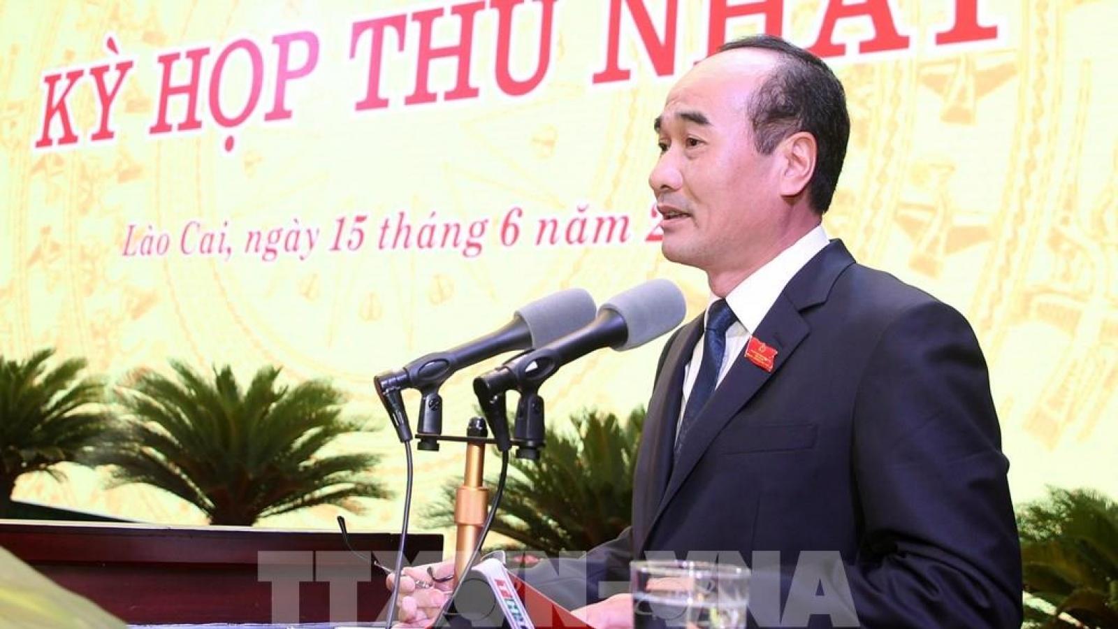 Quốc hội phê chuẩn kết quả bầu nhân sự HĐND tỉnh Lào Cai