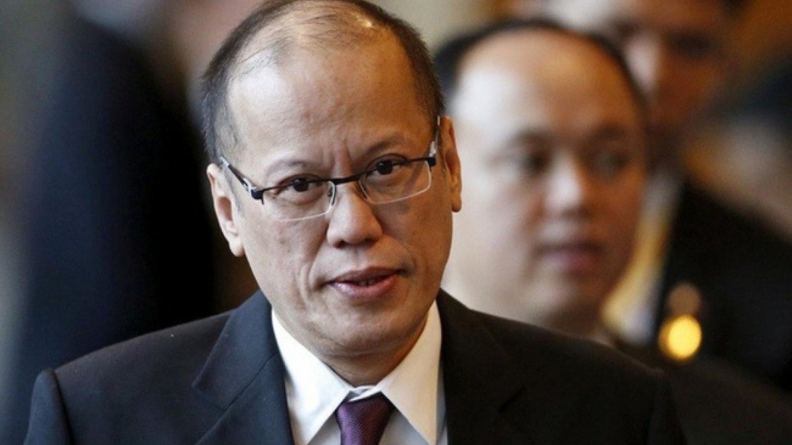 Lãnh đạo Việt Nam gửi điện chia buồn cựu Tổng thống Philippines từ trần