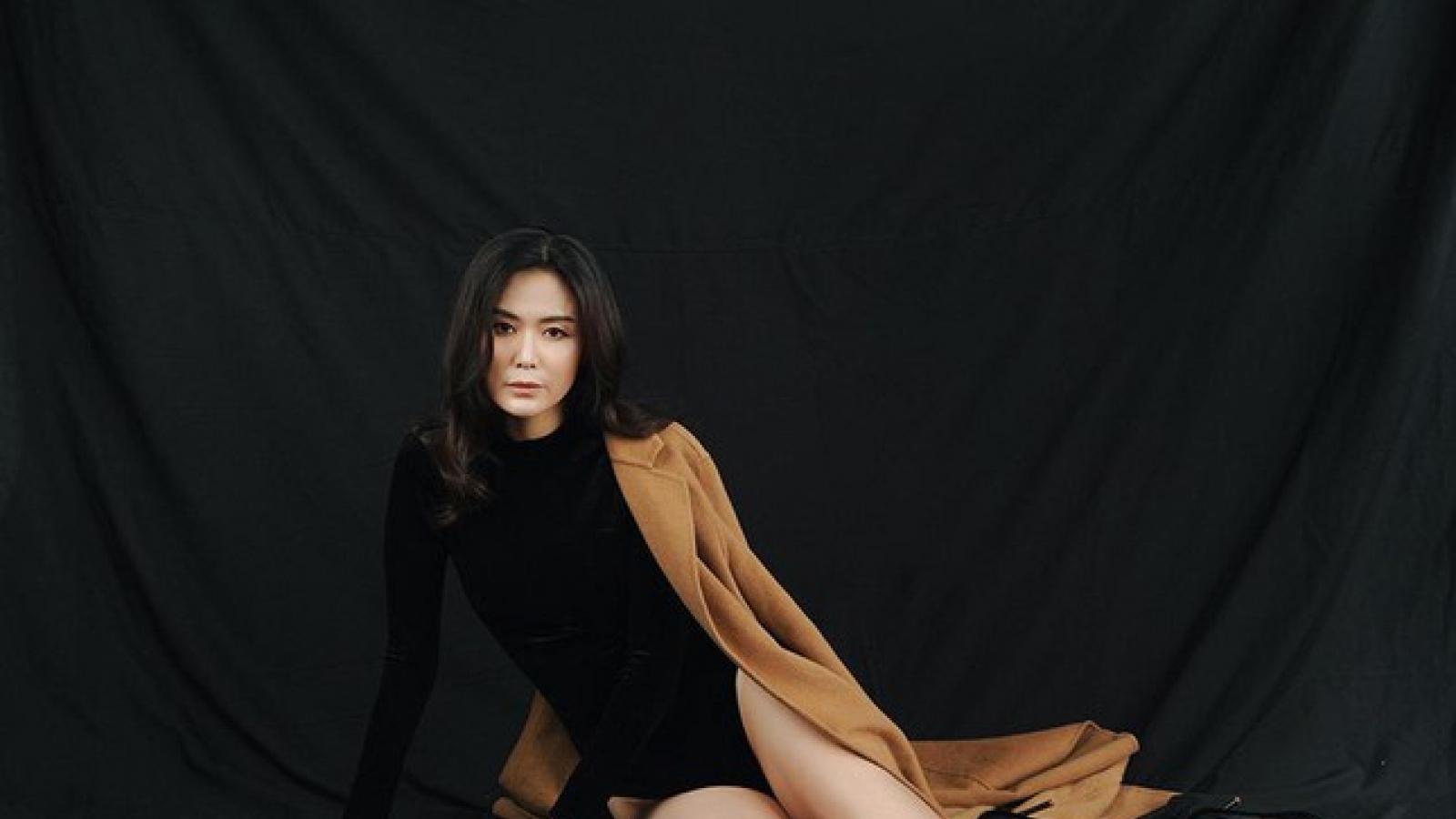 Bộ ảnh mới chưa được công bố trước khi Hoa hậu Thu Thủy qua đời