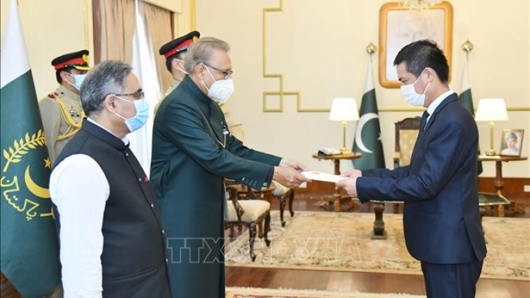 Vietnam keen to bolster co-operation with Pakistan