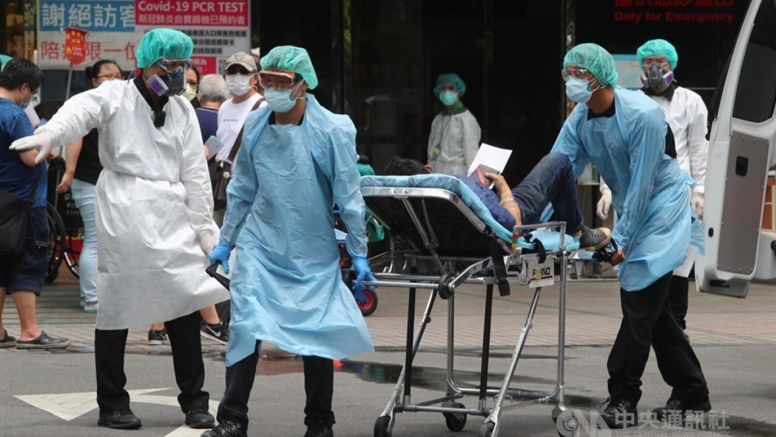 Đài Loan (Trung Quốc) cótỉ lệ tử vong do Covid-19 cao nhất thế giới