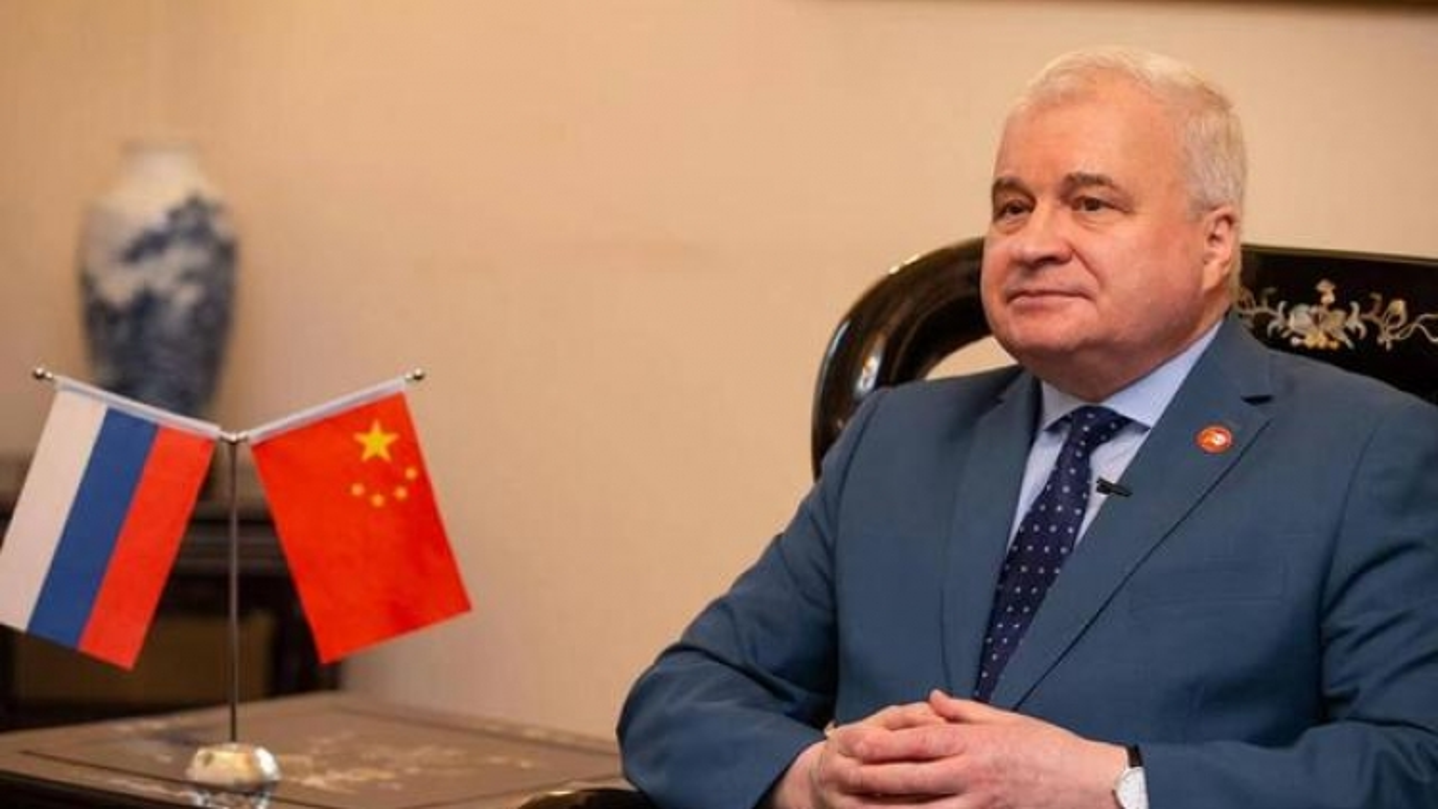 """Đại sứ Nga tại Trung Quốc: """"Chúng tôi thông minh hơn người Mỹ nghĩ"""""""