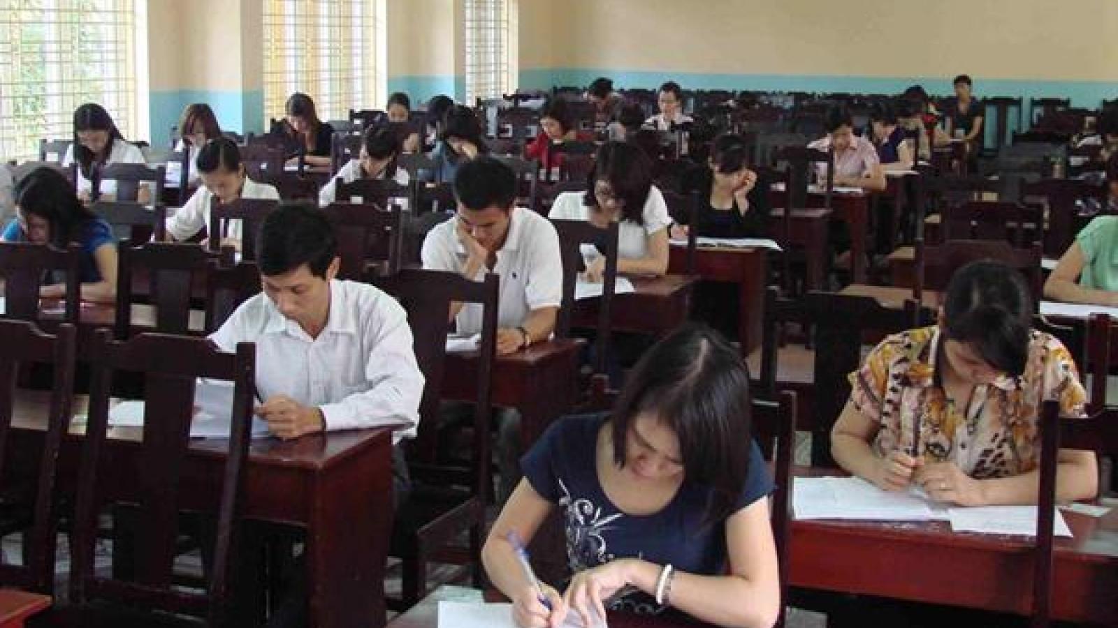 Lần đầu tiên tỉnh Quảng Trị thi tuyển chức danh Phó Giám đốc Sở