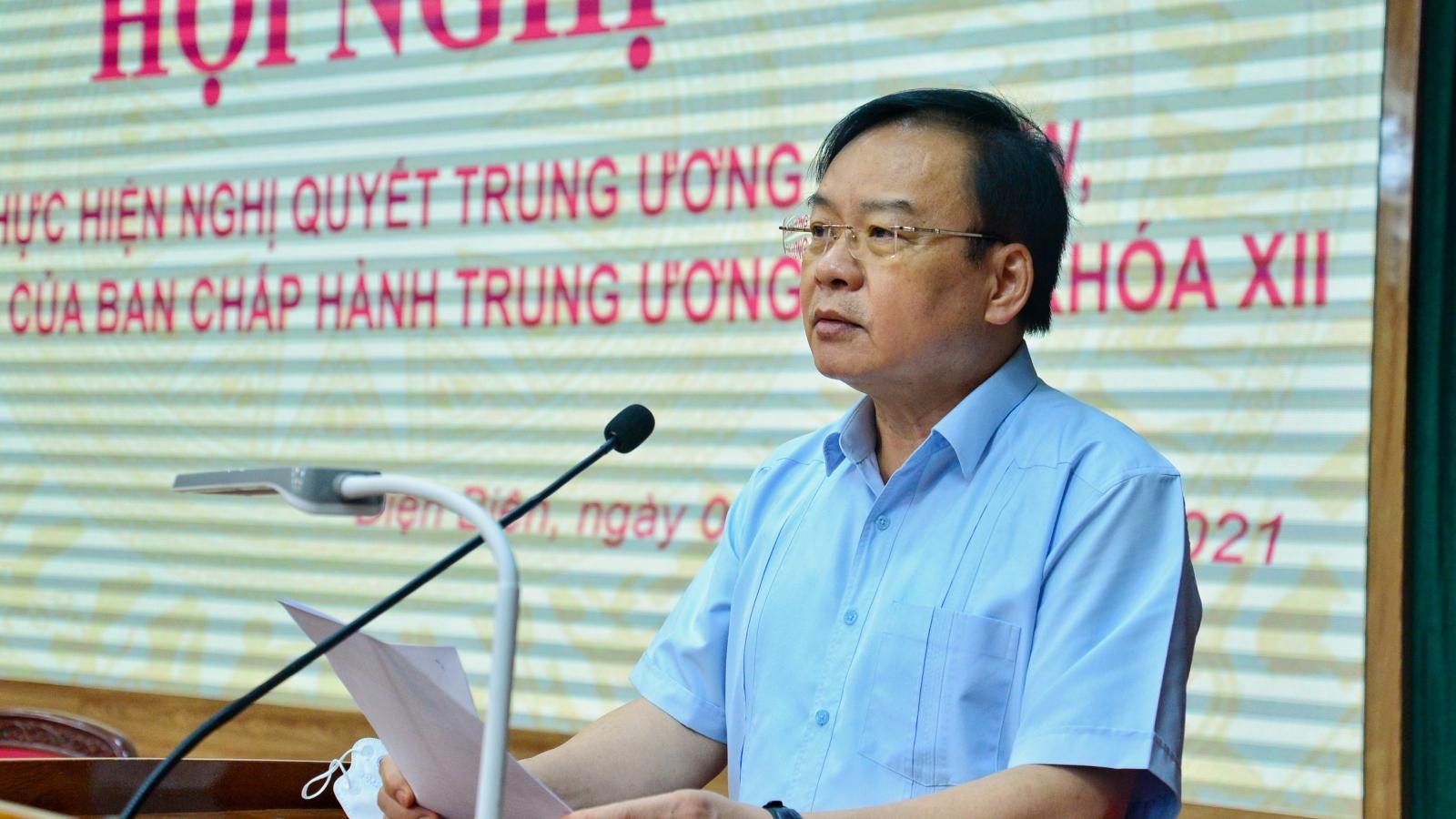 Gần 800 đảng viên ở Điện Biên bị kỷ luật sau gần 5 năm thực hiện Nghị quyết TƯ4