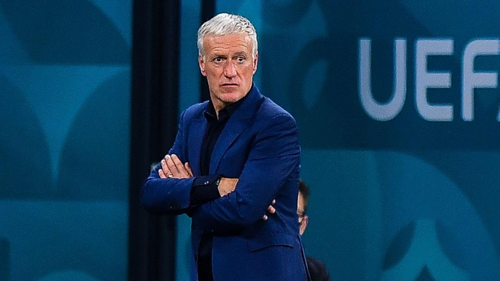 Pháp liên tục nhận tin dữ trước vòng 1/8 EURO 2021