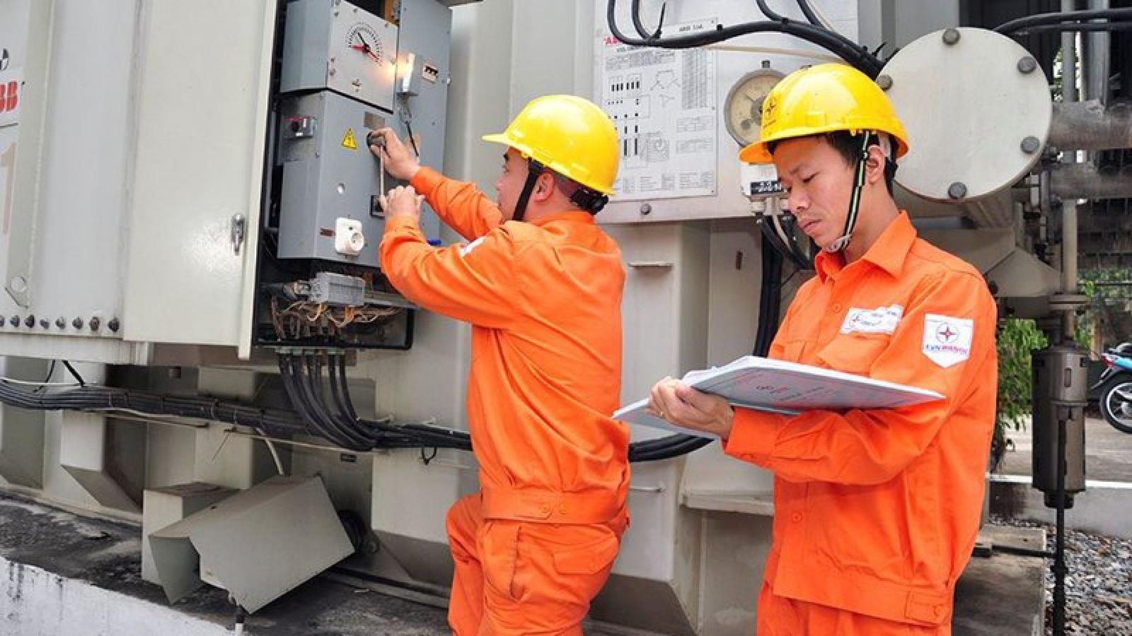 Sửa đổi bổ sung các quy định về biểu giá điện vào thời điểm phù hợp