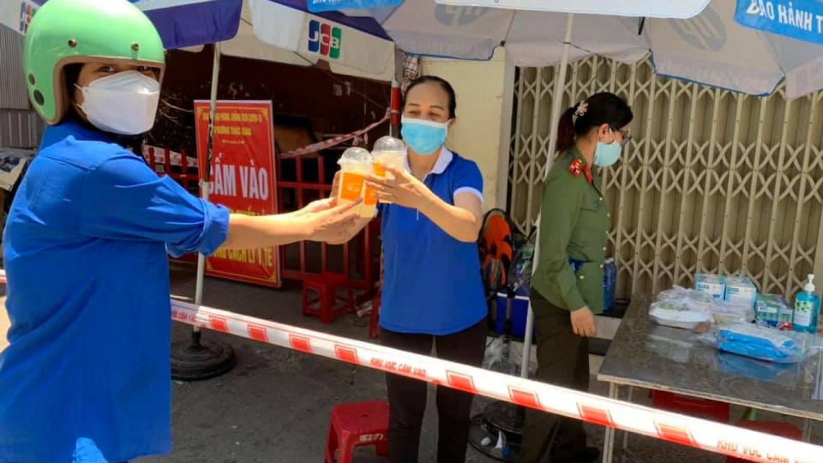 Chủng virus lây nhiễm Covid-19 cho nhân viên bảo vệ tại Đà Nẵng là chủng Delta