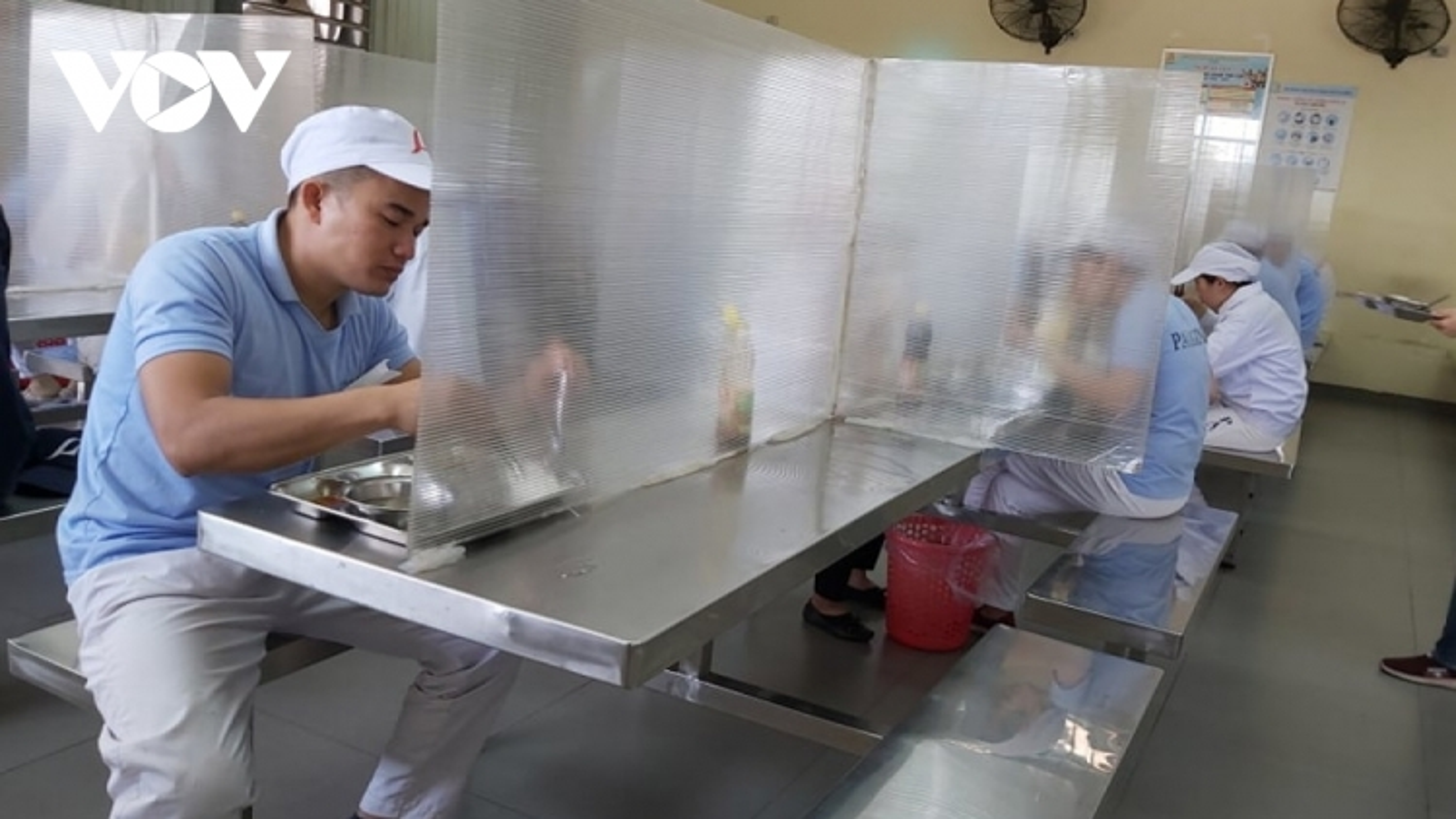 4 ca COVID-19 liên quan đếnKCN Đà Nẵng không có khả năng lây sang công nhân