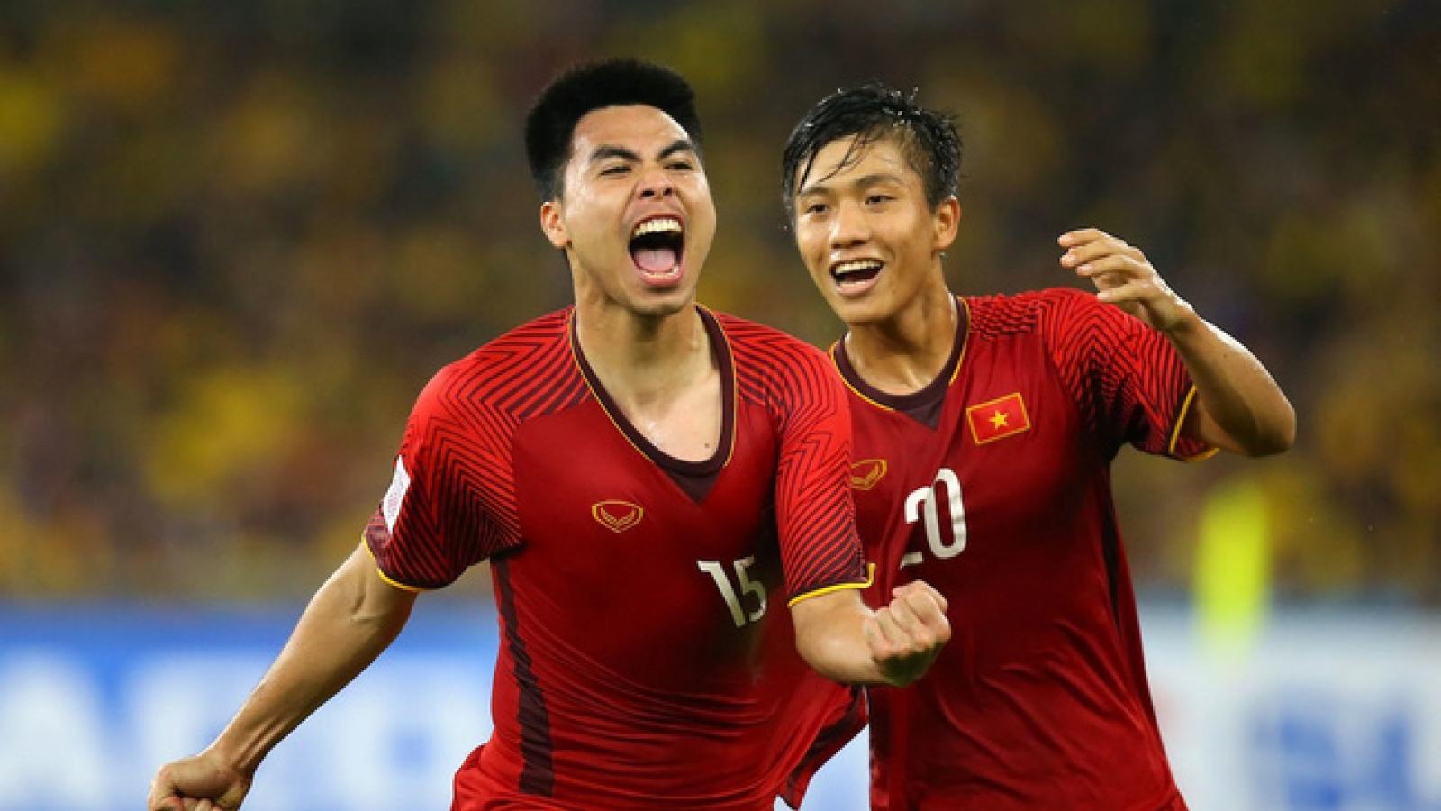 """Đội hình """"siêu tấn công"""" của ĐT Việt Nam trước ĐT Indonesia"""