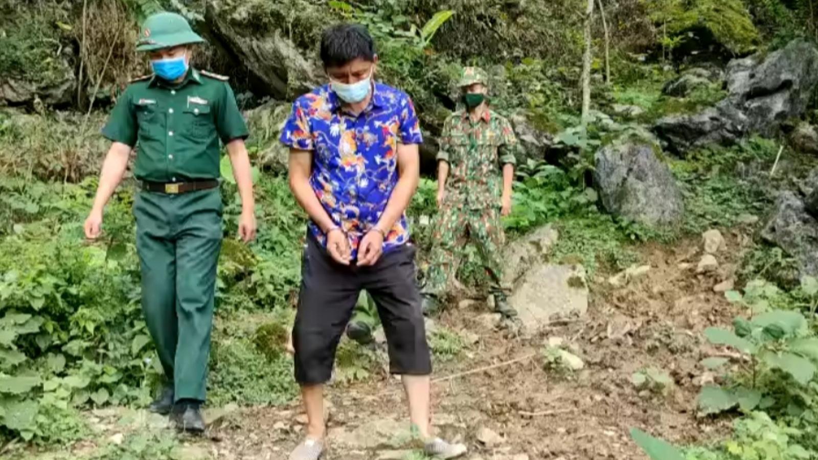 Đối tượng có lệnh truy nã về hành vi dâm ô trẻ em bị bắt khi nhập cảnh trái phép