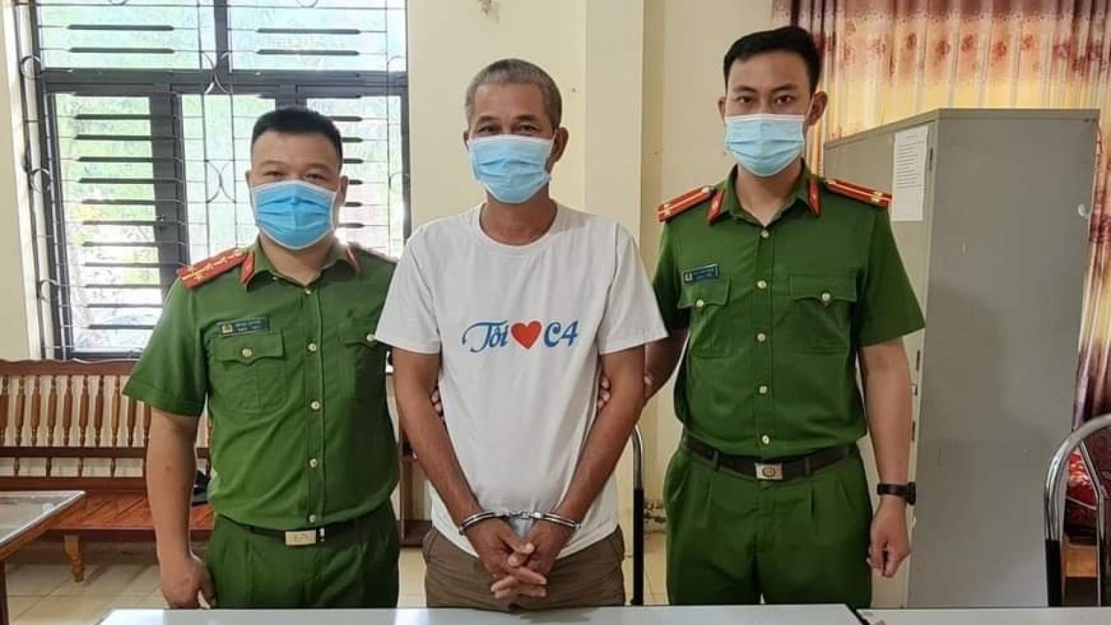 Đối tượng 13 năm trốn truy nã đặc biệt bị bắt tại Sơn La