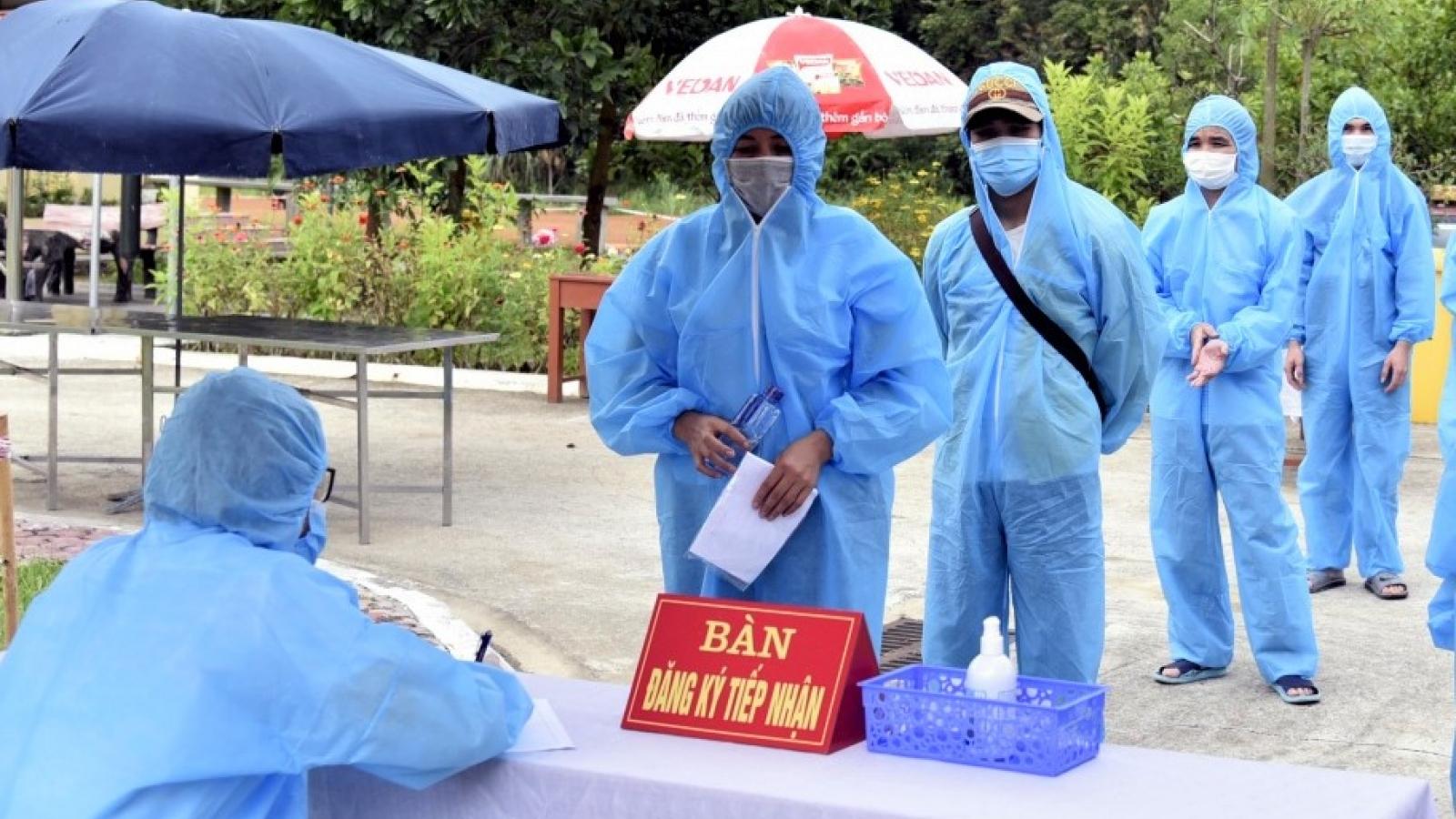 Bắc Kạn, Cao Bằng tínhphương án an toàn khi đón lao động về từ vùng dịch