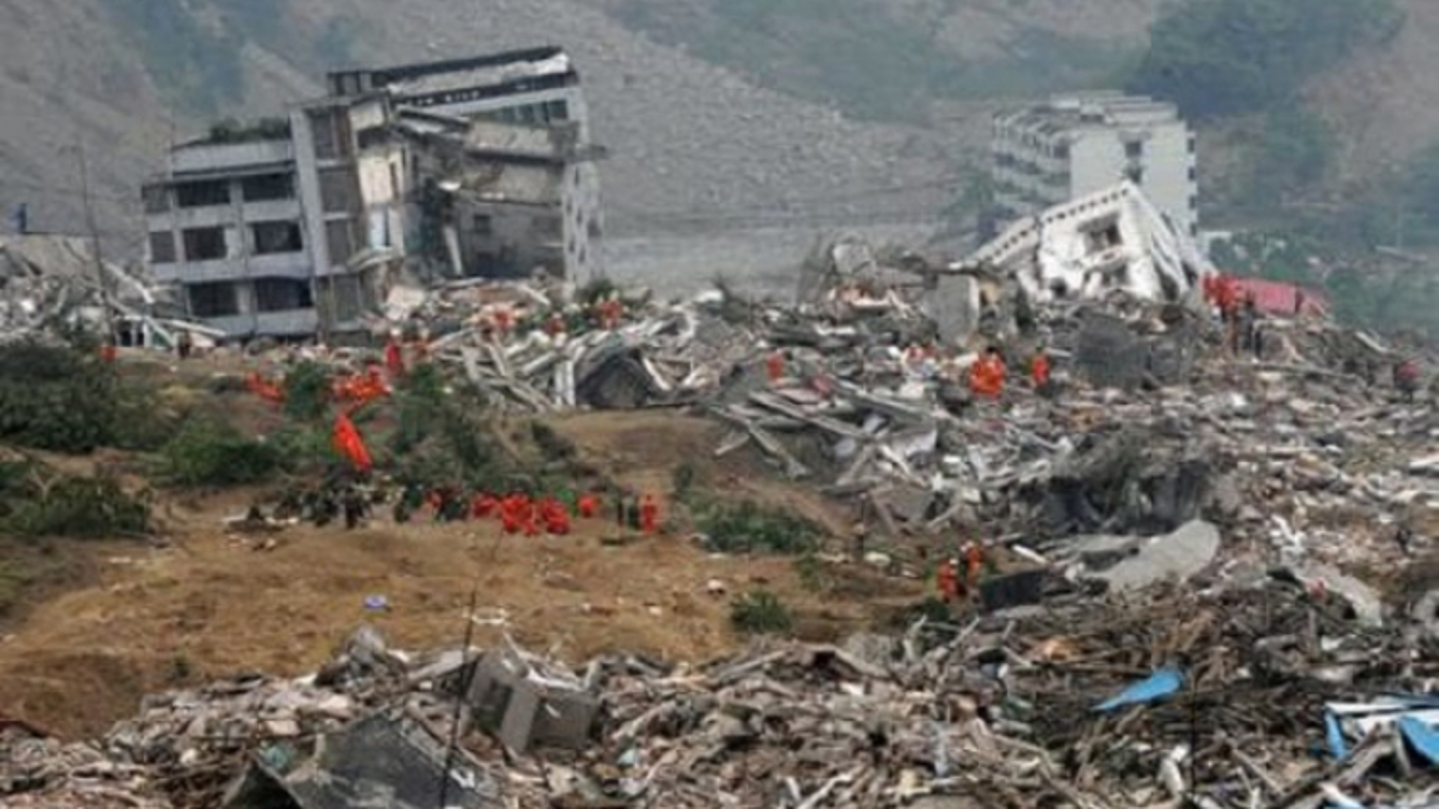 Động đất mạnh 5,1 độ ở Vân Nam (Trung Quốc) gây thiệt hại nghiêm trọng