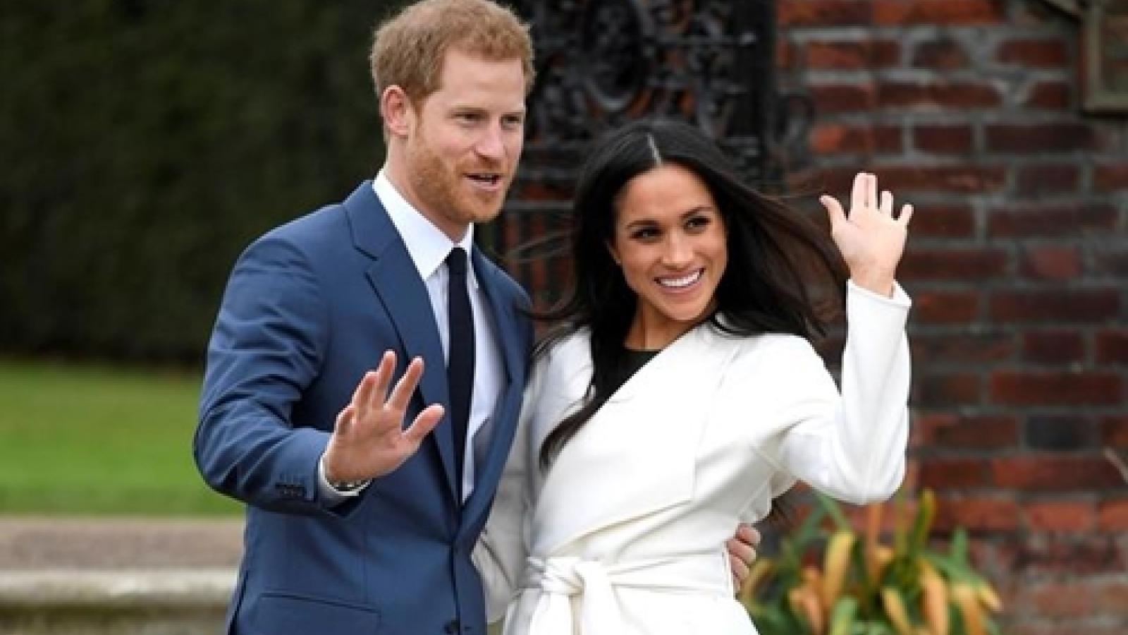 Vợ chồng Hoàng tử Anh Harry đón thêm con gái