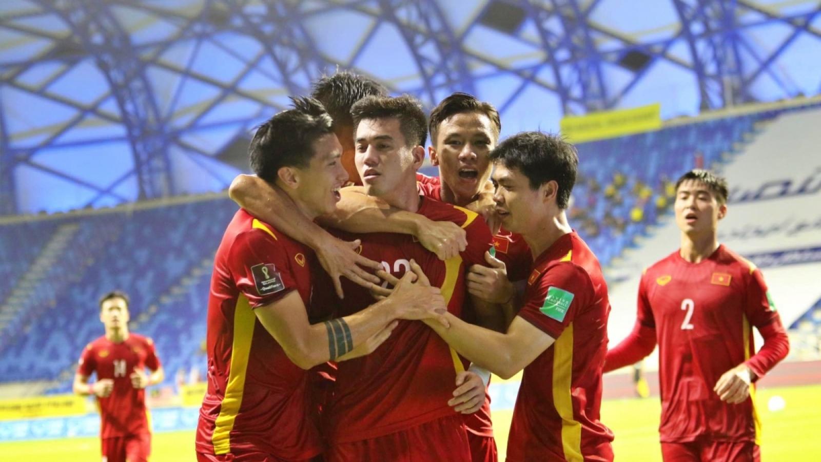 ĐT Việt Nam có thể tập trung sớm để chuẩn bị cho Vòng loại World Cup