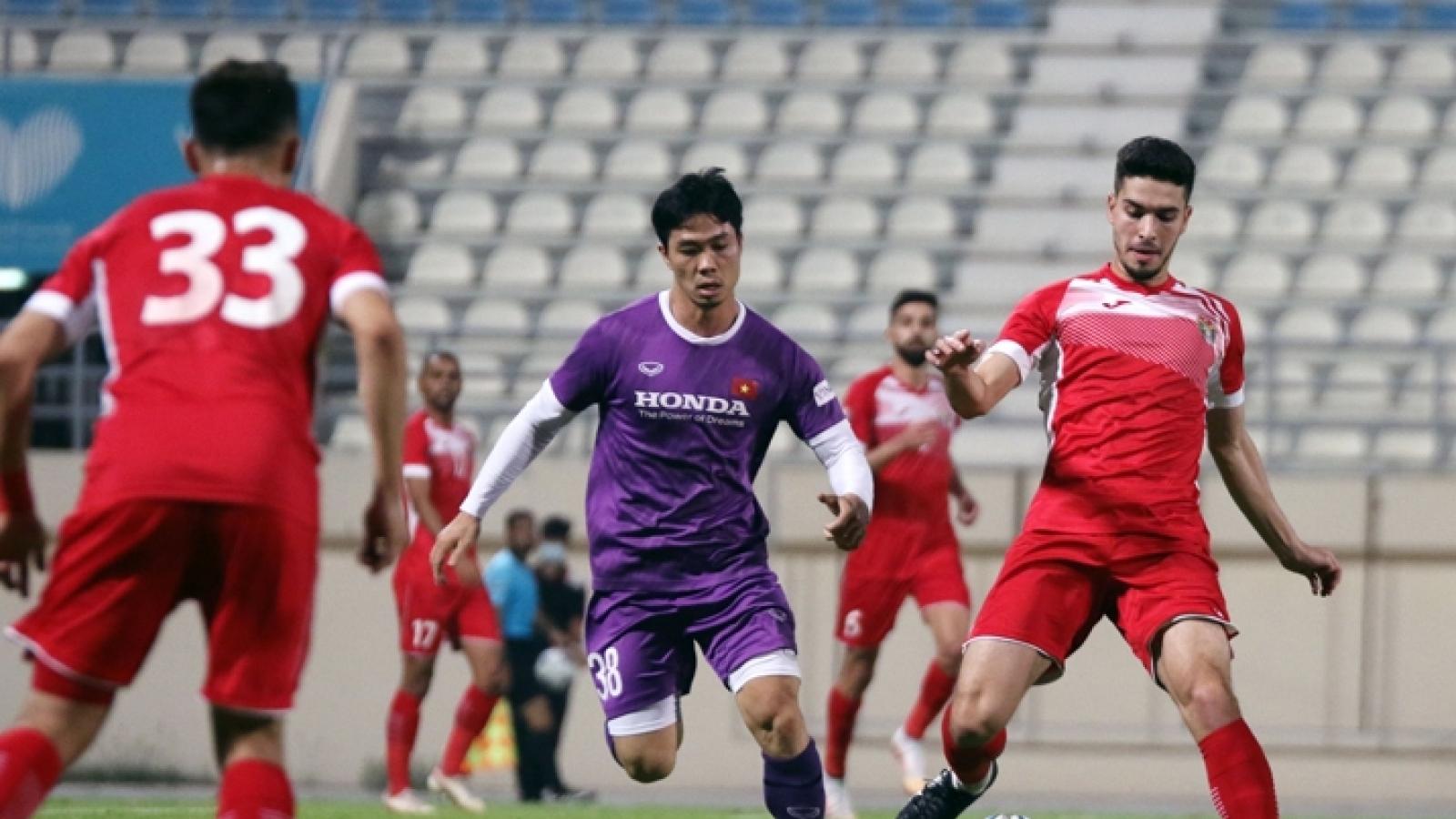 ĐT Việt Nam nhận tin cực vui trước 3 trận đấu ở vòng loại World Cup 2022