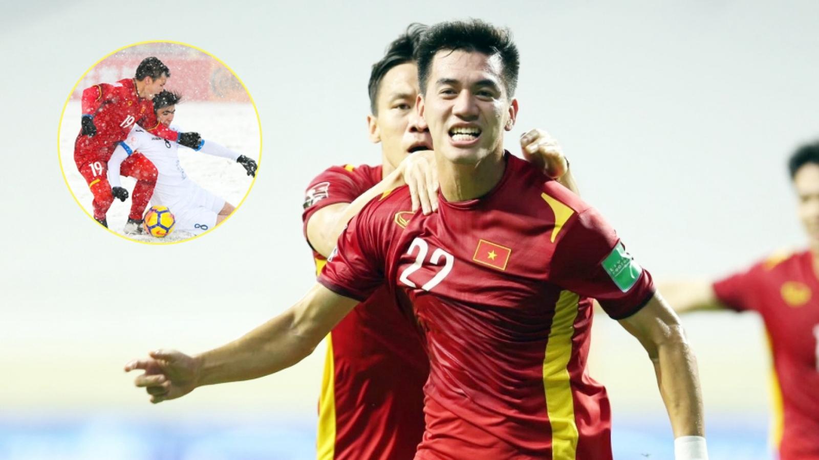 Dư âm Việt Nam 2-1 Malaysia: Kỳ tích Thường Châu và sức bật ở Al Maktoum