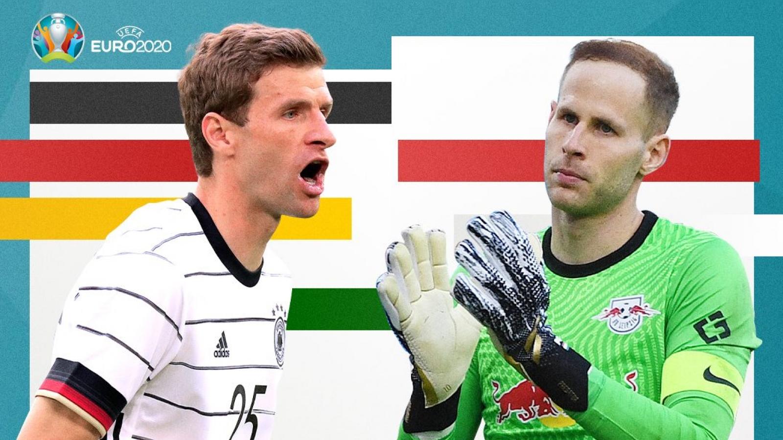 TRỰC TIẾP Đức - Hungary: Kai Havertz đá chính, Timo Werner dự bị