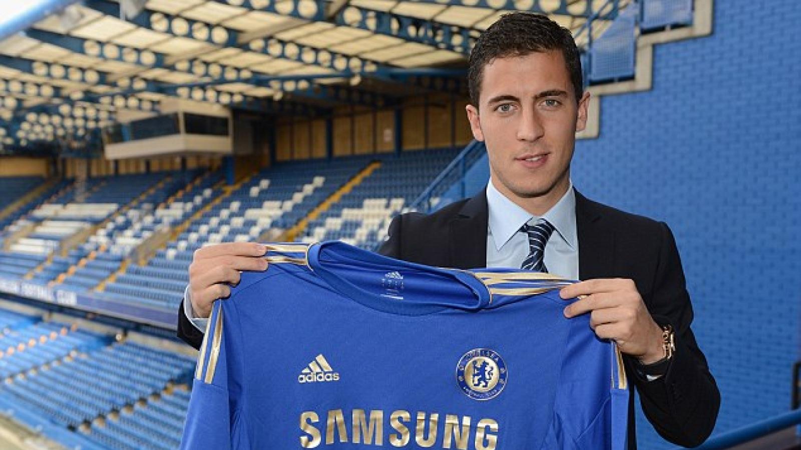 Ngày này năm xưa: Hazard gia nhập Chelsea