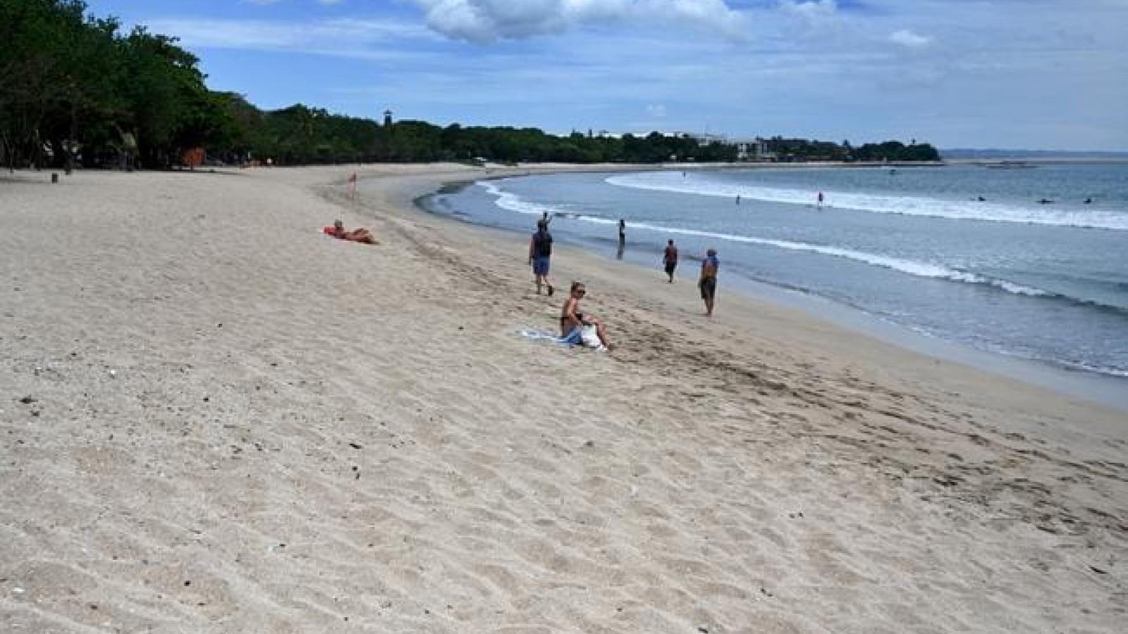 Bali sẽ đón khách quốc tế vào tháng 7