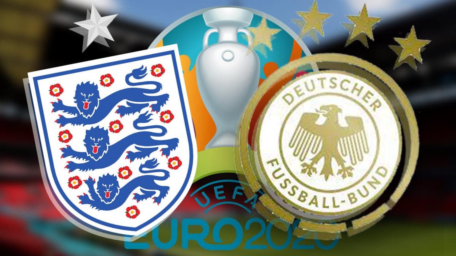 """Lịch thi đấu EURO 2021 hôm nay 29/6: """"Đại chiến"""" Anh - Đức"""