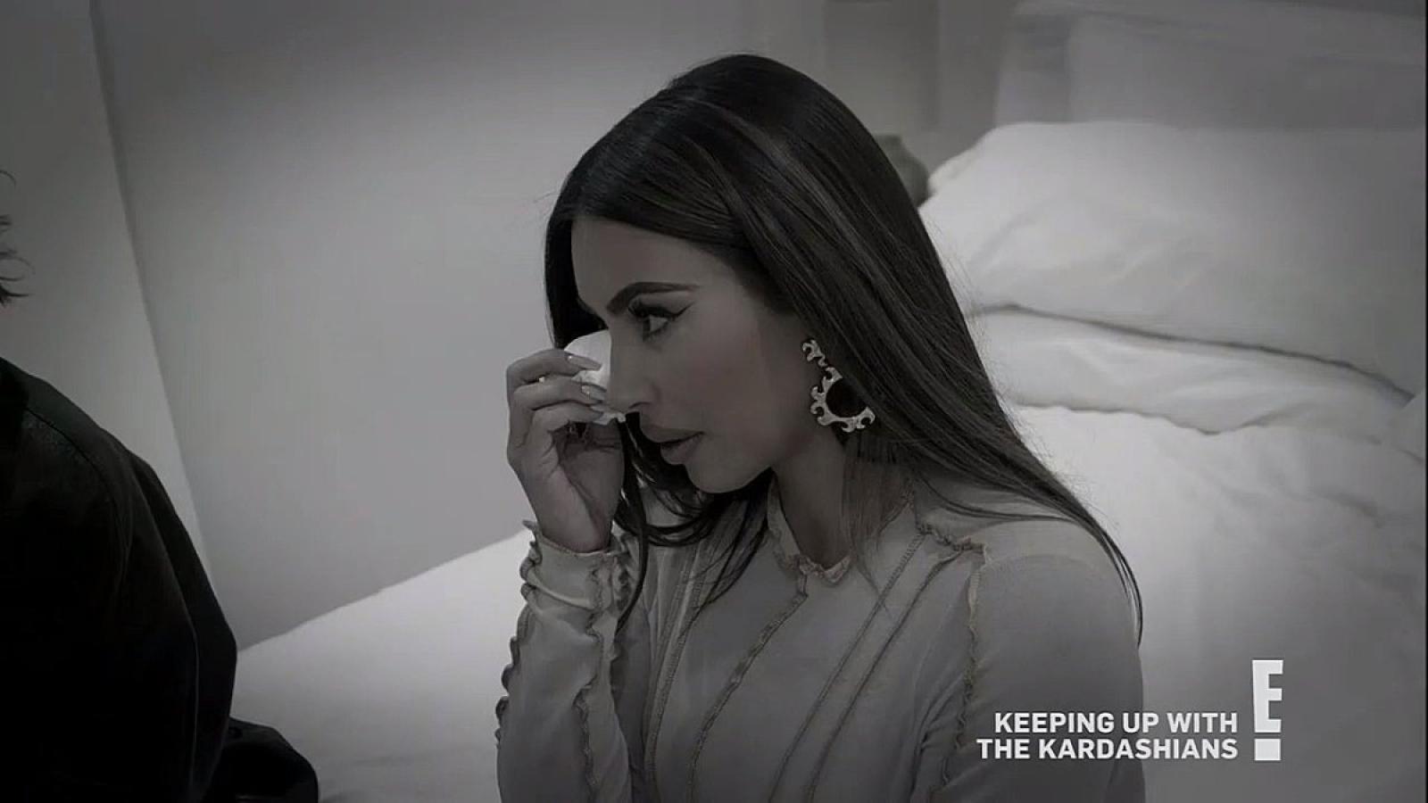 Kim Kardashian khuyên Kanye West có vợ mới