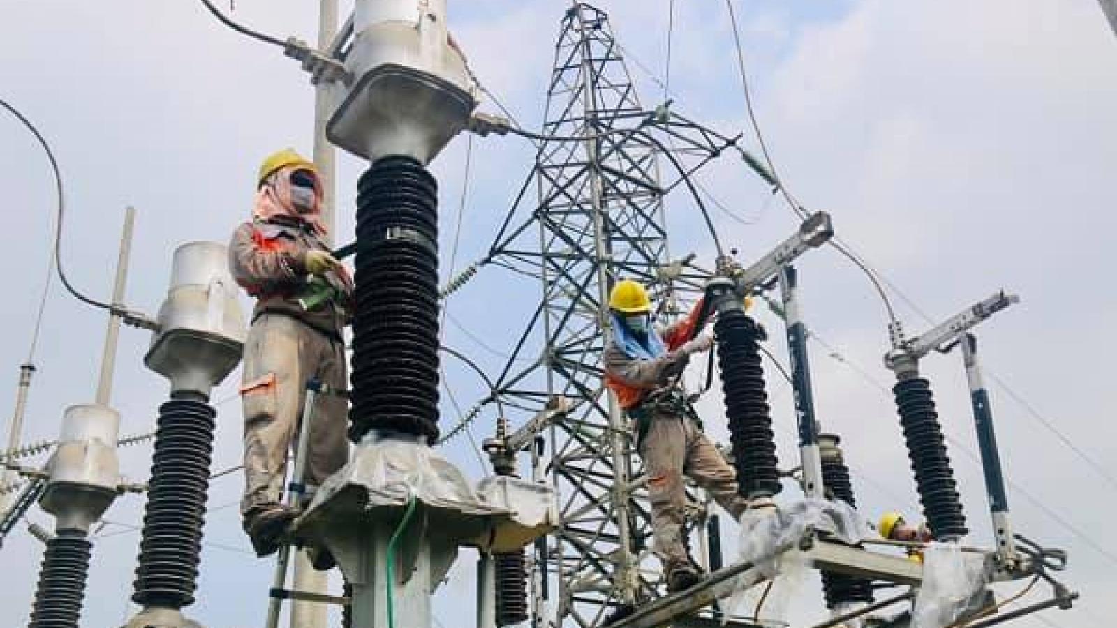 EVN miền Bắc đảm bảo cấp điện an toàn trong đợt cao điểm nắng nóng tháng 5