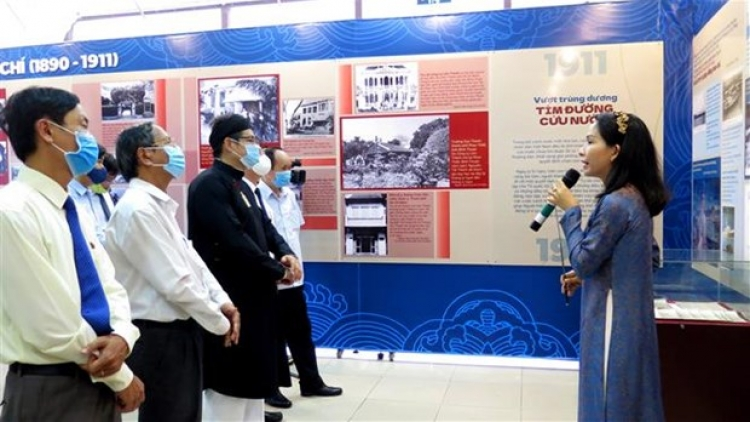 Exhibition on President Ho Chi Minh opens in Thua Thien-Hue