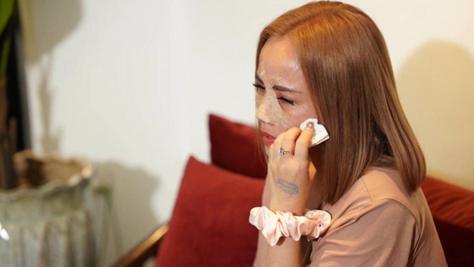 """Sao Việt bị chồng đánh đập: Góc khuất sau những cuộc hôn nhân """"hào nhoáng"""""""