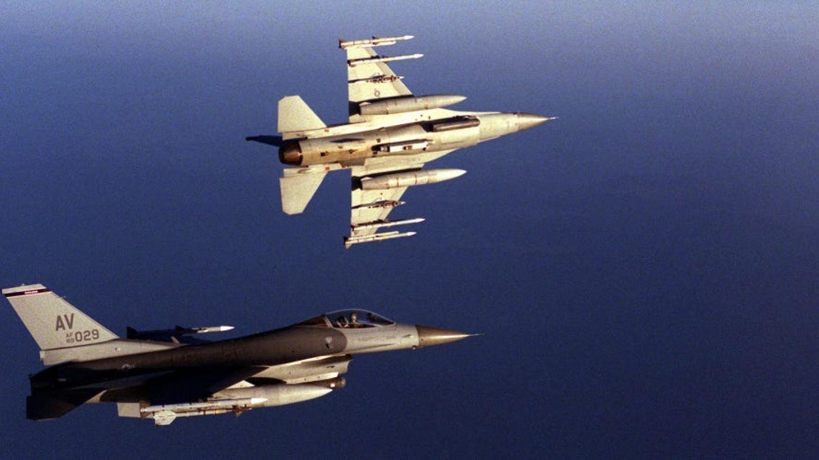 Chiến dịch giải cứu phi công của Mỹ sau khi 2 máy bay bị bắn rơi ở Serbia