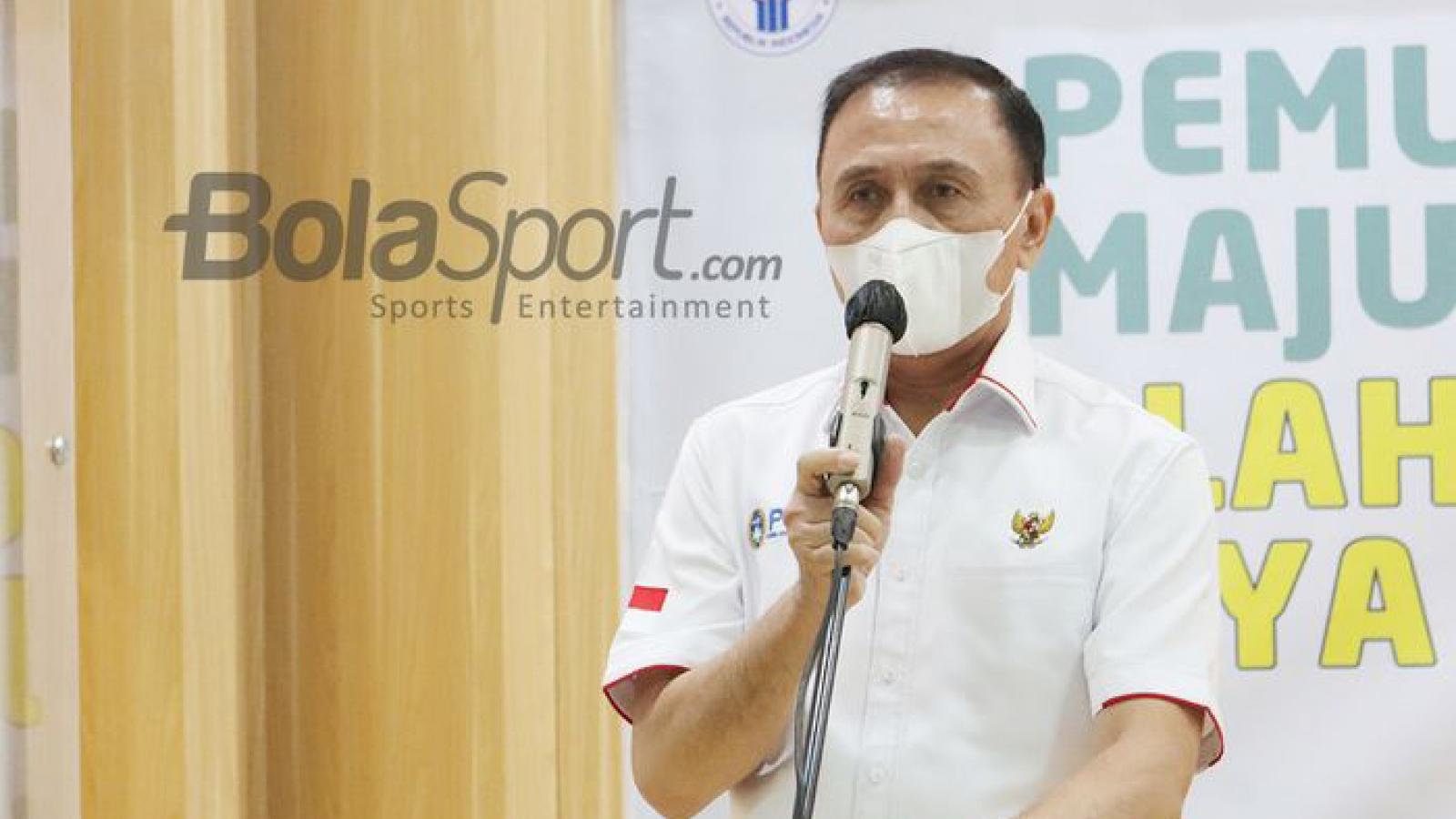 Liên đoàn bóng đá Indonesia: Trận thua Việt Nam là bài học cho các cầu thủ